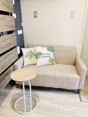 待合室 - Serenity Ueda レンタルサロンの室内の写真