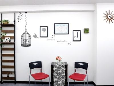 動画撮影用レイアウト - シェアプレ 貸会議室 神保町 コトリノトリコの室内の写真