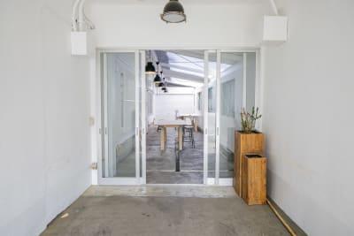 1Days レンタルガレージ レンタルスペース(ガレージ)の室内の写真
