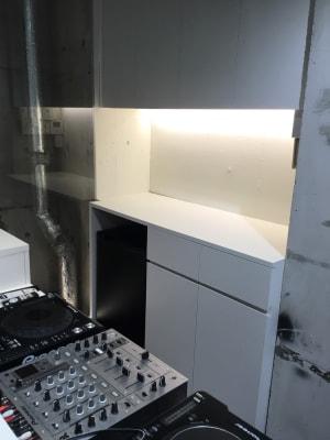 冷蔵庫 - 「GRUPPOTANAKA」 レンタルスペースの室内の写真