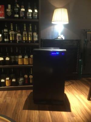 空気清浄機(加湿・除湿) -  季の香 ラウンジバーの設備の写真
