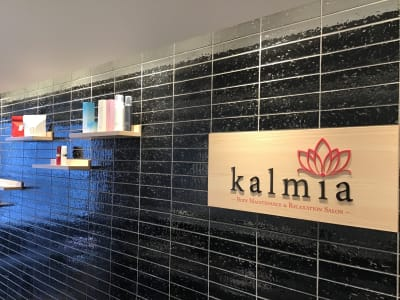 kalmia新宿三丁目店 レンタルサロンの入口の写真