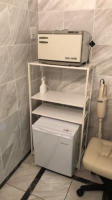蒸しタオル機・掃除機 - 貸スペースゴールド ゴールドの設備の写真
