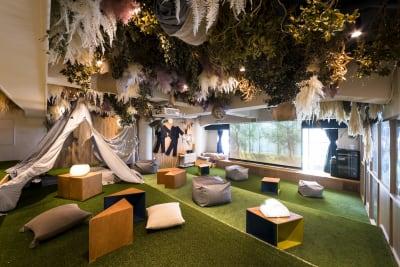 非日常的な空間 - TheaterZzzの室内の写真