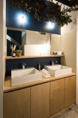 お手洗い - TheaterZzzの設備の写真