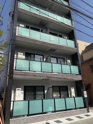 Asakusa Sky Stay テラハスペース(男子部屋)の外観の写真