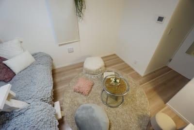 Asakusa Sky Stay テラハスペース(女子部屋)の室内の写真