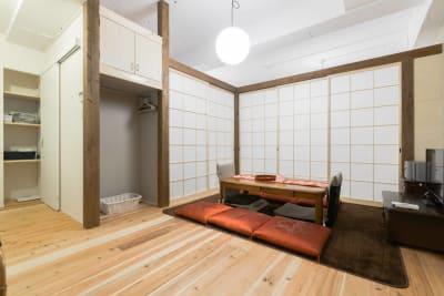 マルチレンタルハウスライフハウス マルチレンタルルームの室内の写真