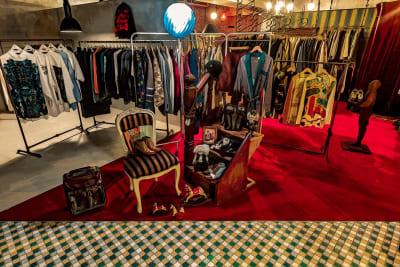 撮影スペース タナゴコロータス 撮影レンタルスペースの室内の写真