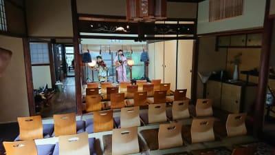 演奏会のセッティング - Udatsuya (うだつや) うだつや本館のその他の写真