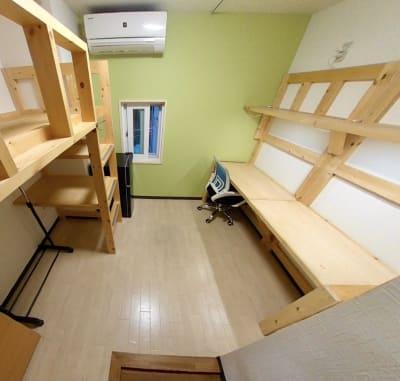 グリーンハウス 新宿早稲田 新宿早稲田 202号室 貸切個室の室内の写真