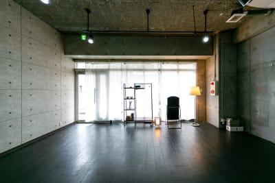 アトリエグラフィア レンタルスタジオの室内の写真