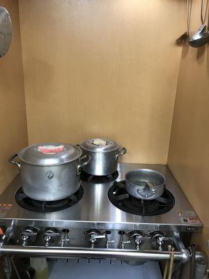 Kinack キッチン付き多目的ルームの設備の写真
