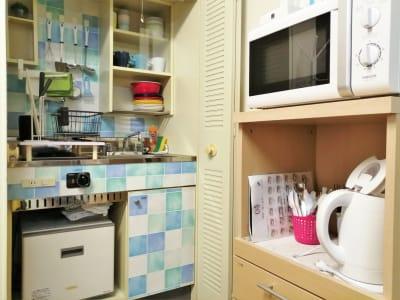 ハルイロの部屋 長堀橋 多目的レンタルスペースの設備の写真