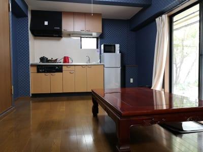 和室タイプなのでレイアウトは自由 - 宮町貸し会議室 貸し会議室・テレワークスペースの室内の写真