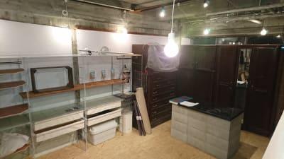 2Fはフリースペースです。 - Farmersレンタルスペース 水上ビル一棟貸切レンタルスペースの室内の写真