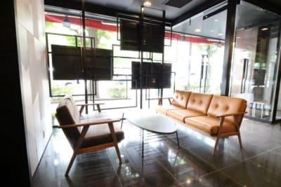 仙台協立第1ビル1階  COMPASSコンパスの室内の写真