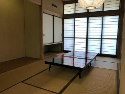 まちなか和風処・花水木 2階和室8畳の室内の写真
