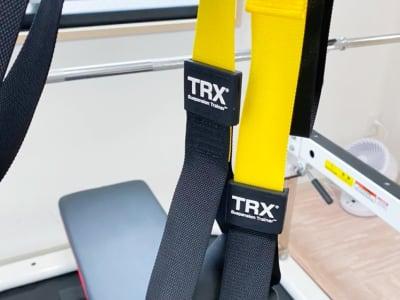 最先端TRXトレーニング可能! - レンタルジム[TIME GYM] プライベートジムスペースの設備の写真