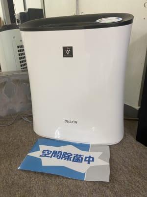 空気清浄機。 ずっとつけっぱなしでお願いします。 - SPICY CANDY ダンススタジオの設備の写真