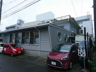 新極真会掛川駅前道場【駅3分】 道場の貸スペースの入口の写真
