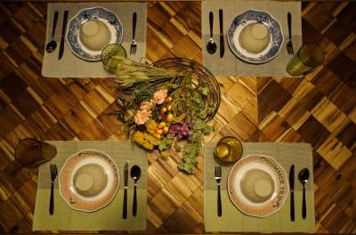簡単な料理用具付き  - 今日都ゲストハウス レンタルスペースの設備の写真