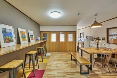 レンタルスペース - 今日都ゲストハウス レンタルスペースの室内の写真