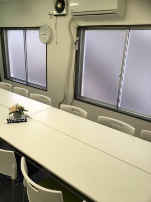 happy room 恵比寿南店 会議室の室内の写真
