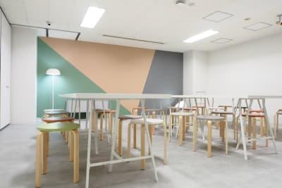 イベントスペース - GOODOFFICE日比谷 イベントスペースの室内の写真