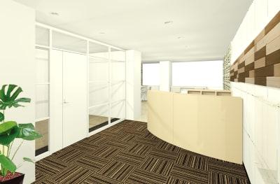 BAレンタルオフィス本町 半個室《1名様用・声出し不可》3の入口の写真