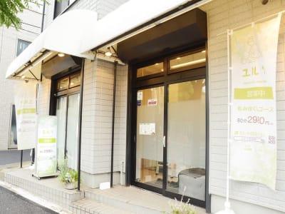 外観 - Rental Salon ユルリ HOGUSHI SALON の外観の写真