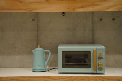 キッチン設備 - いいオフィス下北沢 イベントスペースの設備の写真