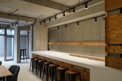 キッチンスペース - いいオフィス下北沢 イベントスペースの設備の写真
