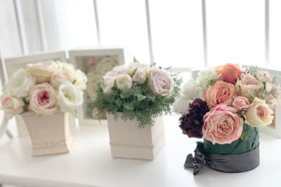 可愛いお花でおもてなし - ソレイユ新宿 貸し会議室の室内の写真