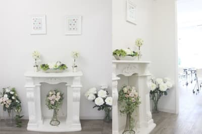 女性に人気のホワイトインテリア - ソレイユ新宿 貸し会議室の室内の写真