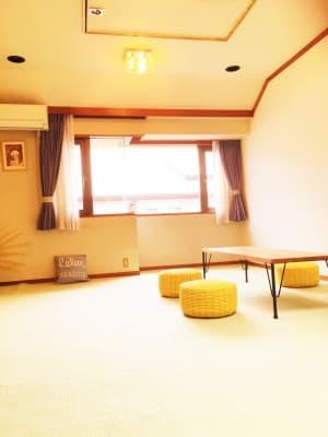 オプションで付けられる2階10畳【B】部屋 - 祐天寺アトリエ ゆったり30畳+キッチンの設備の写真