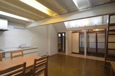 キッチンなど - Domahouse フリースペースの室内の写真