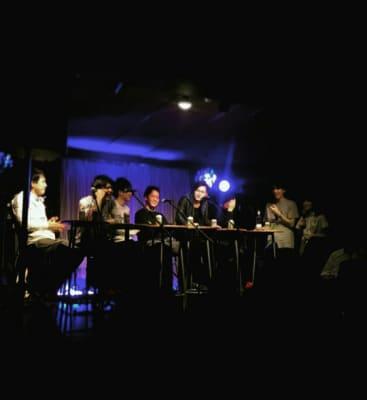 イベントスペースUntitled 100定員 ライブ&音楽スタジオの室内の写真