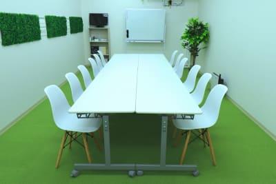 会議Style - 【L⇔R赤羽】R・ROOM 多目的スペースの室内の写真