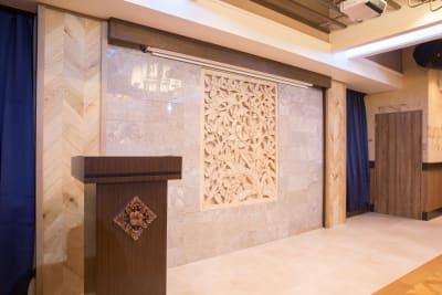 パセラリゾーツ新宿本店 グレースバリ~アロナ~新宿本店の室内の写真