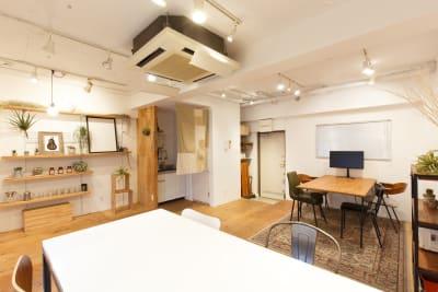 GOBLIN.原宿店 -GALLERY A/B- 【B】イベント・ライブ配信の室内の写真