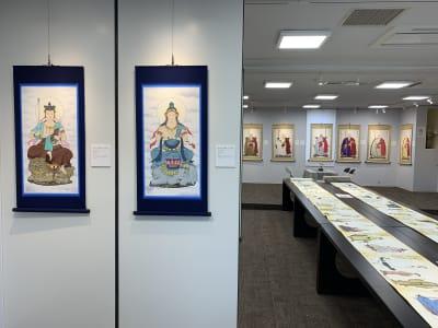 多元文化会館 多目的スペースの室内の写真