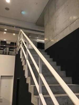 階段を使った撮影可能 - ACTBE Horieイベント貸 イベントスペースの設備の写真