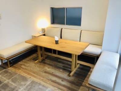 リビングスペース - 日本橋キッチンスタジオ 菓子製造業・飲食営業許可有の室内の写真