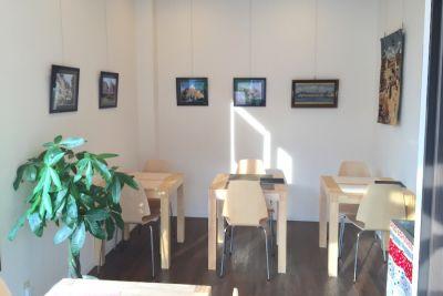 【溝の口レンタルスペース】カッツ・ロイファー 個室スペースの室内の写真