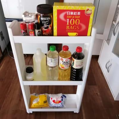 インスタントコーヒー、醤油、油、みりん、塩、砂糖など - アブラサカスペース 【アブラサカスペース】の設備の写真