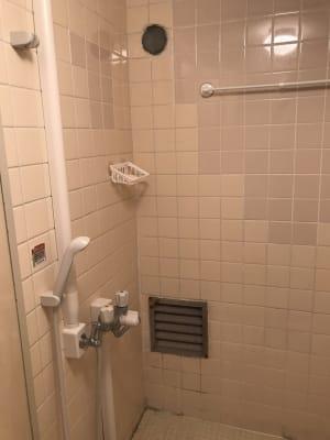 トイレ、手洗い、シャワーは同室です。かなり広々と使えます。 - 南浦和駅東口徒歩5分レンタサロンの室内の写真
