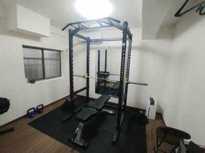 Real d.k gym レンタルジム 横浜 関内 桜木町の室内の写真