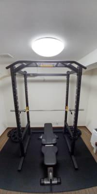 Real d.k gym レンタルジム 横浜 関内 桜木町の設備の写真