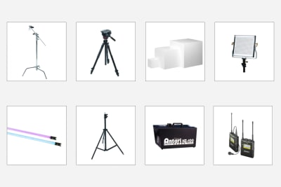 オプションに無い機材もお問い合わせください! - StreetDancePark A studioの設備の写真